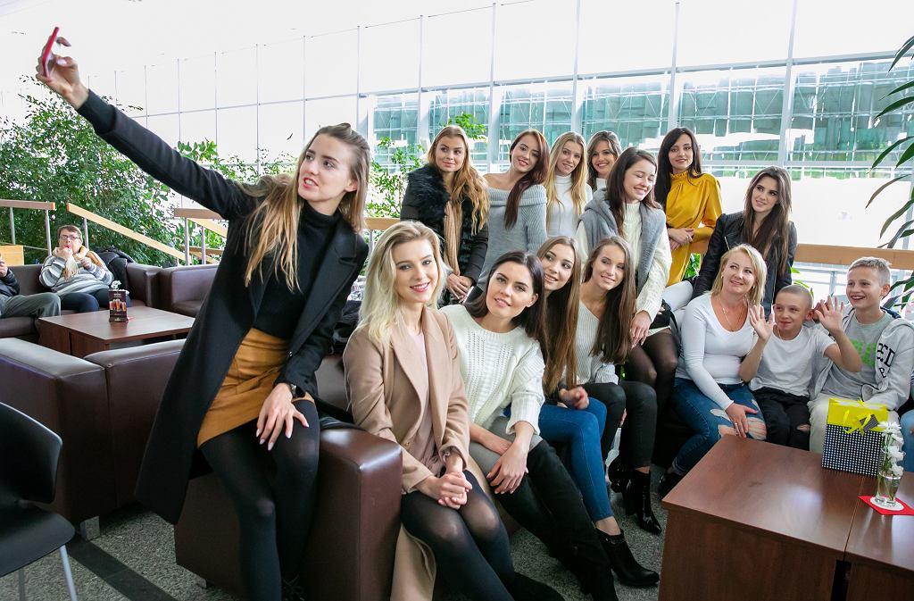 Finalistki Miss Polski 2018 wspierają Norberta