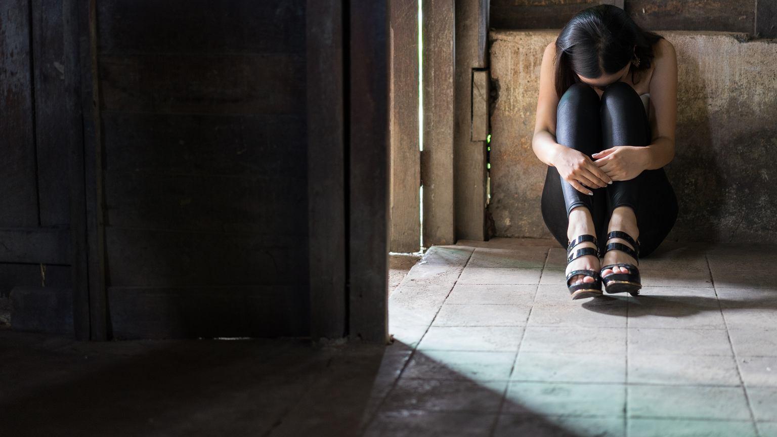 Zasada w handlu ludźmi jest jedna: osoba musi przynosić dochód