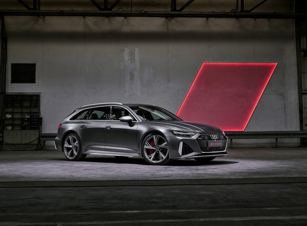 Nowe Audi RS6