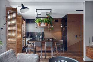 Elegancja i styl w mieszkaniu na Powiślu