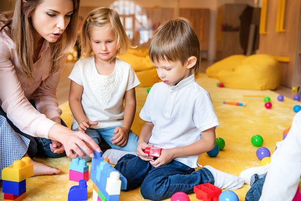 'Nauczycielka przedszkolna będzie osobą, z którą będziemy się komunikować w różnych sytuacjach, kiedy coś się będzie działo'