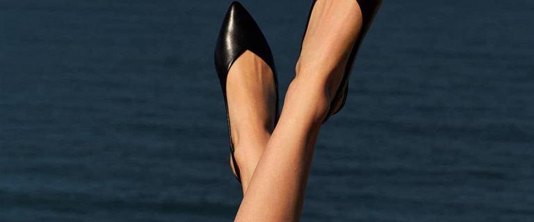 Perełki w kolekcji CCC. Baleriny w tym stylu to powód, dla którego fashionistki rezygnują z innego obuwia. Ażurowe za 24,99 złotych to hit!
