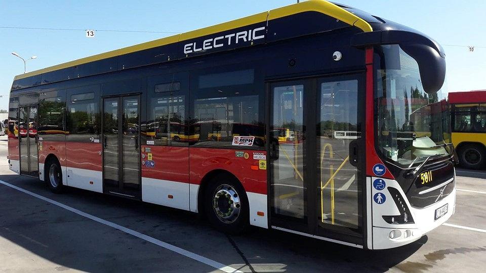 Wrocławskie MPK testowało we wrześniu volvo 7900 electric. Ma on 12 metrów długości oraz 86 miejsc dla pasażerów, w tym 34 siedzące