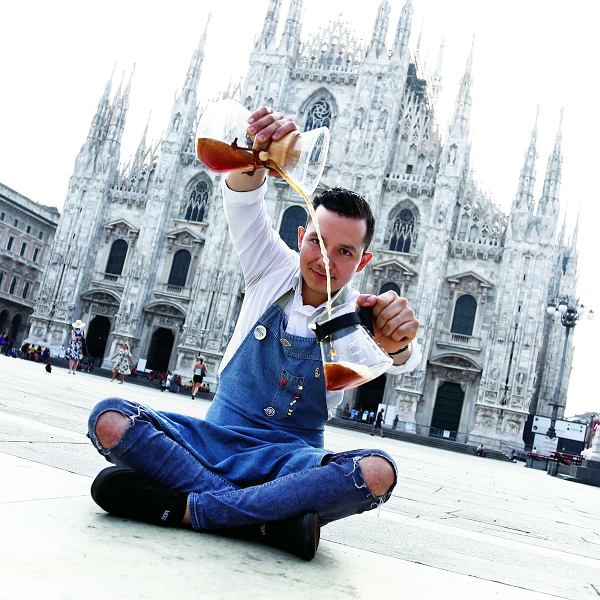 Festiwal kawy w Mediolanie