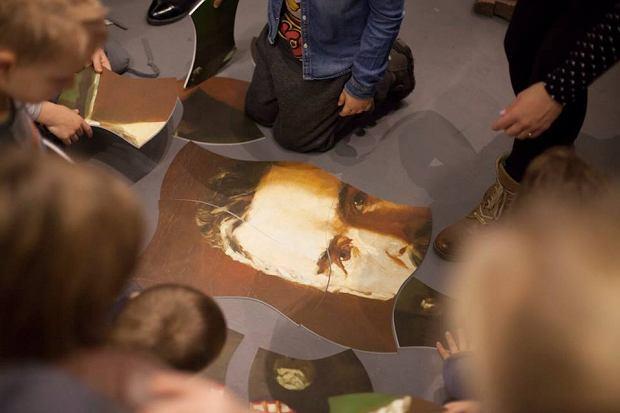 Zajęcia edukacyjne w Muzeum Wojska