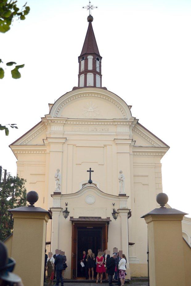 Kościół, w którym wzięła ślub Rozalia Mancewicz
