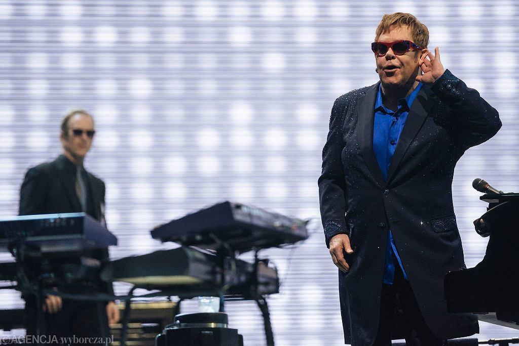 Elton John w Operze Leśnej
