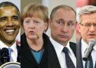 Putin, Merkel, Komorowski, Obama. Oto zarobki światowych przywódców [13 NAZWISK]