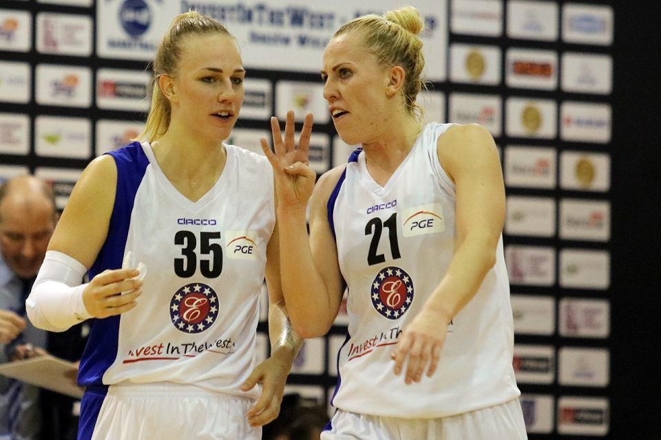Nicole Seekamp (z lewej) i Paulina Misiek