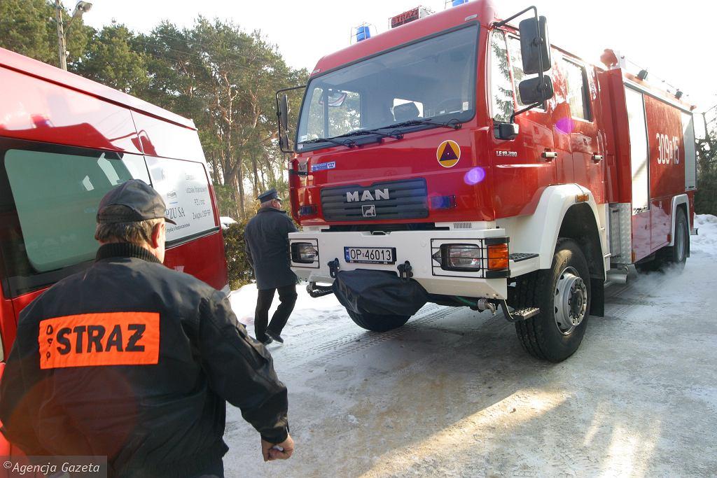 Zapadł wyrok Sądu Najwyższego w sprawie strażaka uczestniczącego w wypadku (zdj. ilustracyjne)