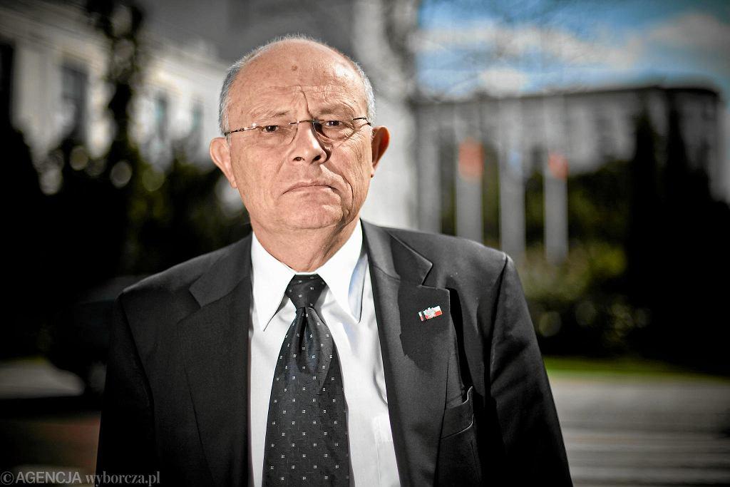 Wybory parlamentarne 2019. Marek Borowski