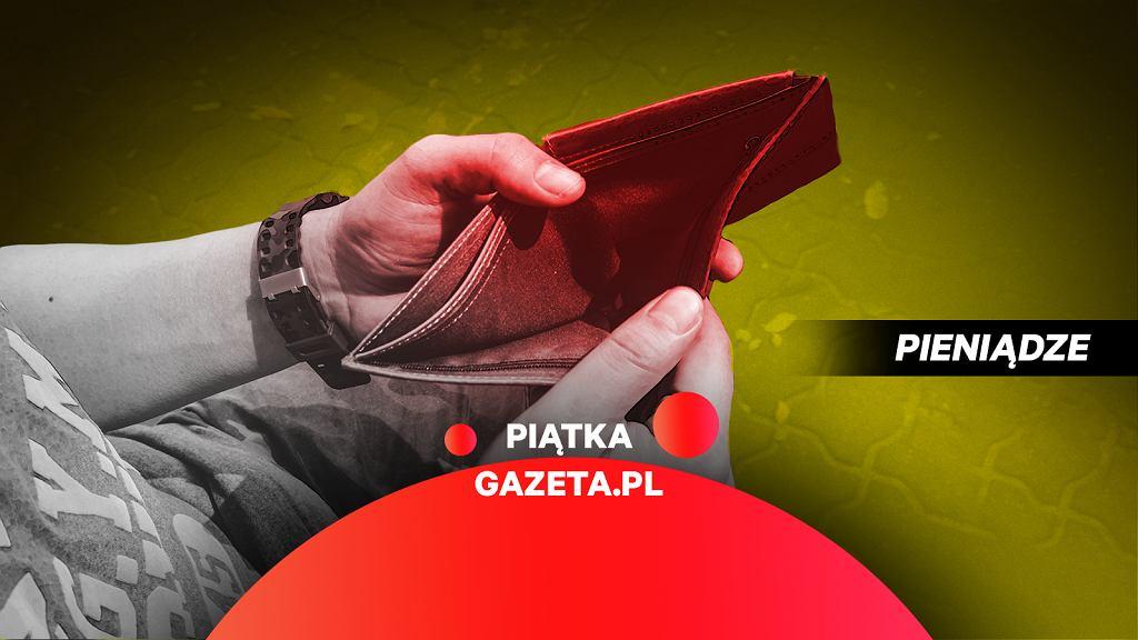 Piątka Gazeta.pl - Pieniądze