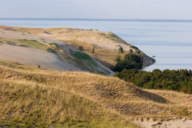 Bałtyk i litewska Mierzeja Kurońska / fot. Shutterstock