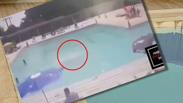 8-latek utopił się w basenie na oczach rodziców