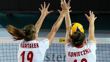 Orlen Arena, Płock. World Grand Prix w siatkówce kobiet. Polska - Japonia 0:3