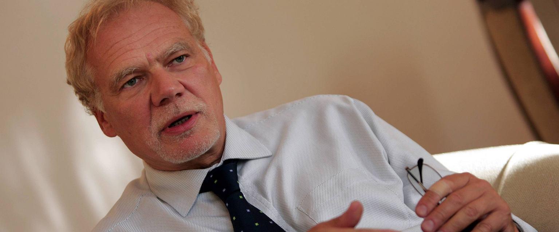 Prof. Marek Safjan (fot. Sławomir Kamiński/AG)