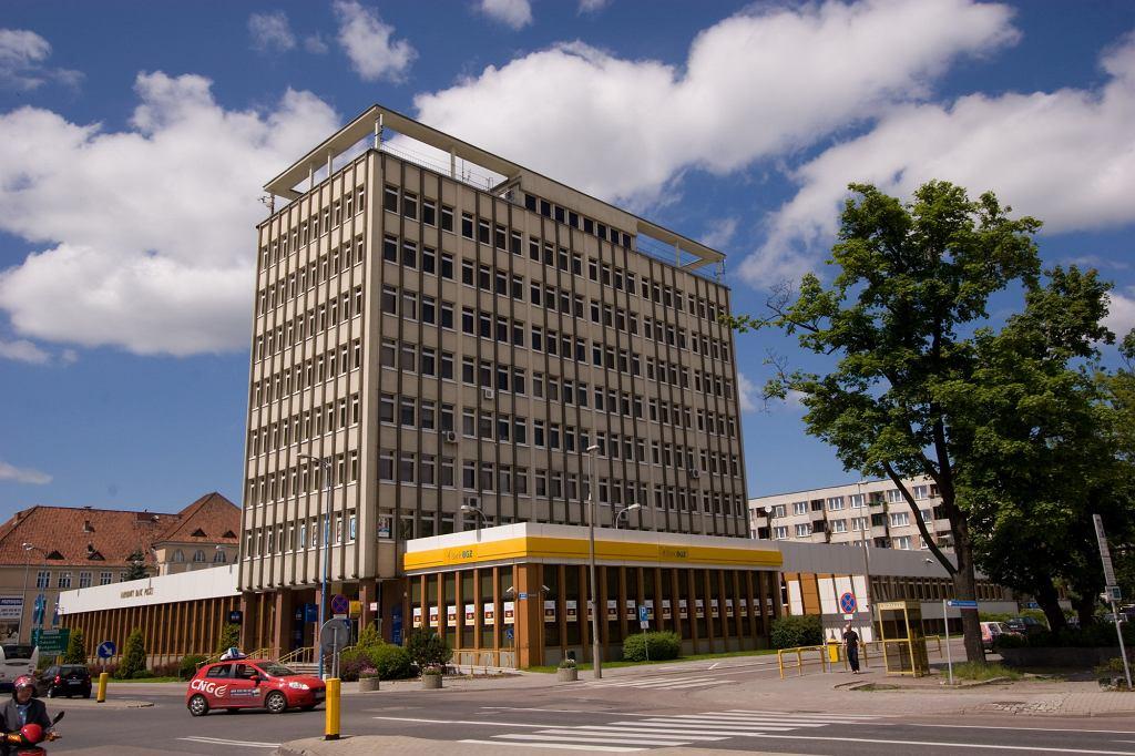 Budynek Narodowego Banku Polskiego w Olsztynie