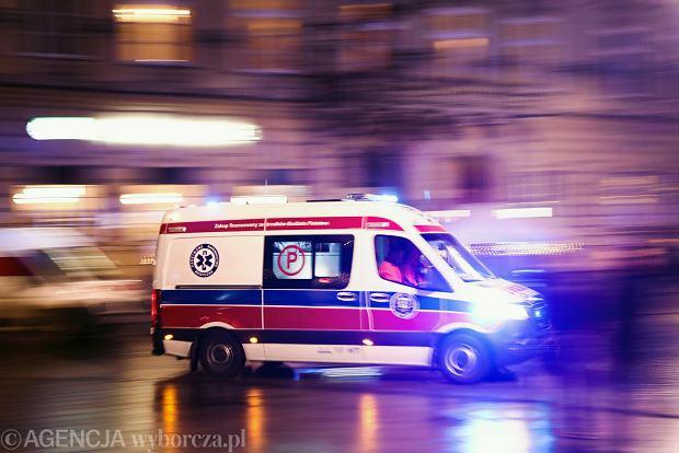 Areszt za napaść na ratownika medycznego w Zakopanem
