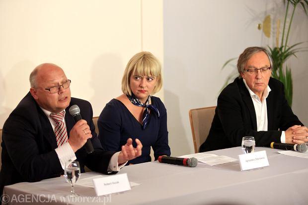 Odorowicz, Kozak i Weksler ostatecznie odpadli z konkursu na nowy zarząd TVP