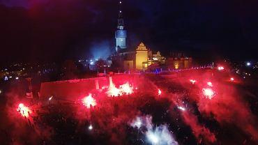 Pielgrzymka kibiców na Jasną Górę 13.01.2018