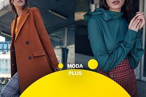"""Z cyklu """"Moda Plus"""". Kolekcje ubrań z polską metką dla dojrzałych kobiet!"""