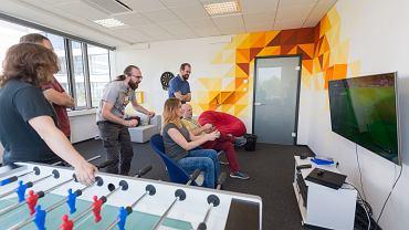 Praca w poznańskim Capgemini Software Solutions Center