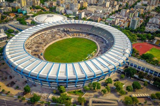 Maracana Stadion, Rio De Janeiro, Brazylia / fot. Shutterstock