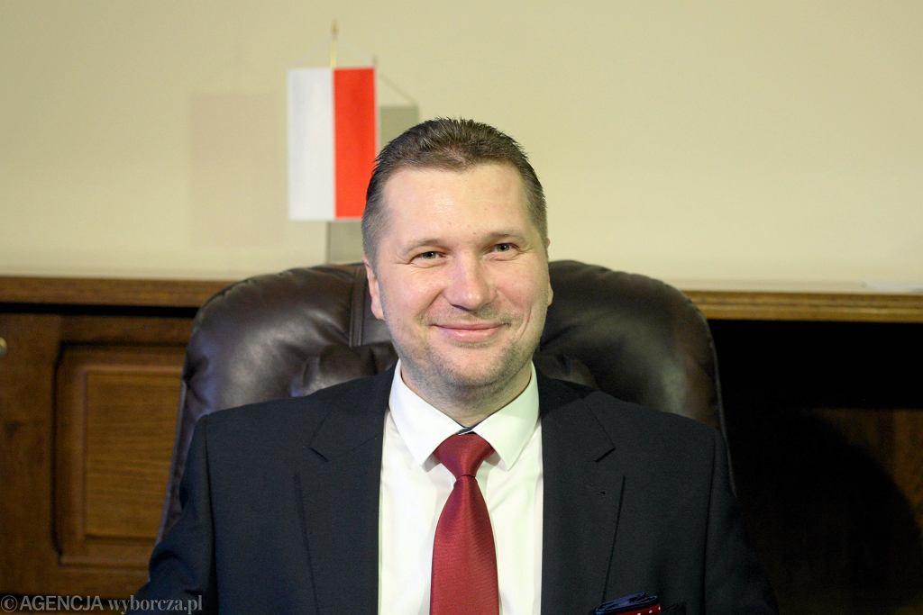 Przemysław Czarnek, wojewoda lubelski