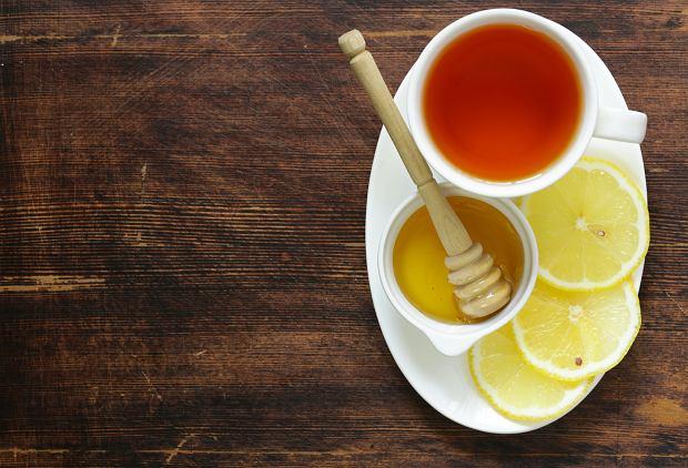 Herbata żurawinowa doskonale rozgrzewa i wzmacnia odporność organizmu.