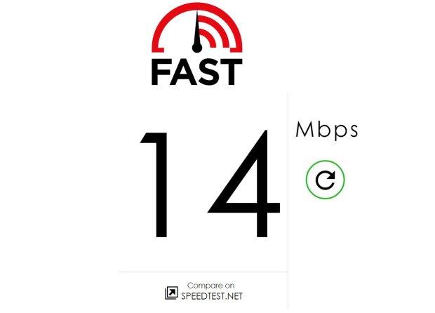 Fast.com - nowe narzędzie Netflixa