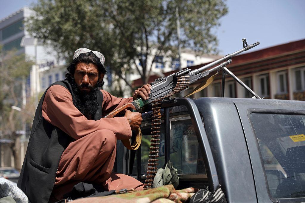 Talibski wojownik
