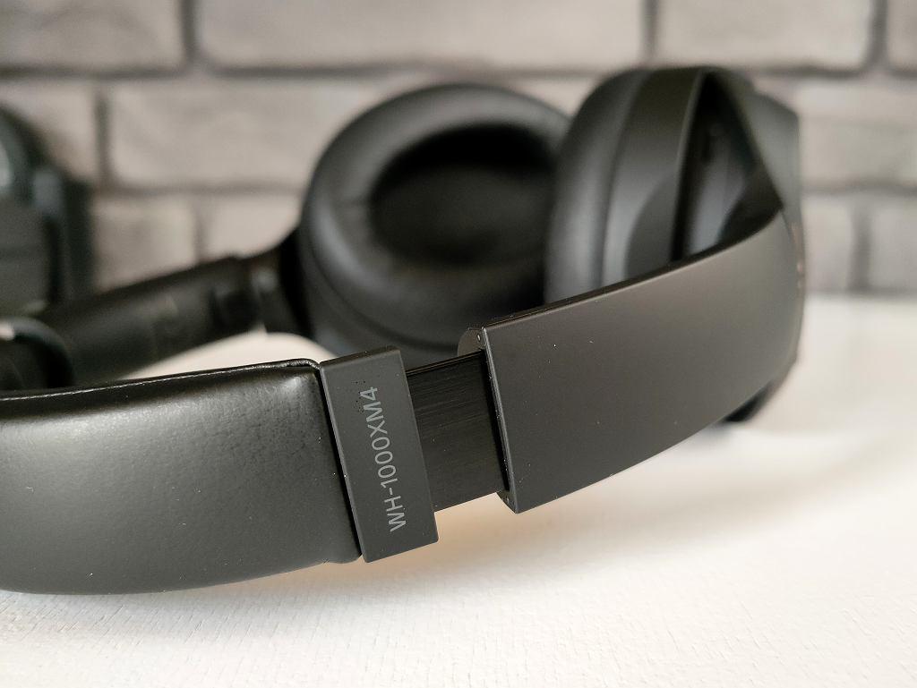 Słuchawki Sony WH-1000XM4