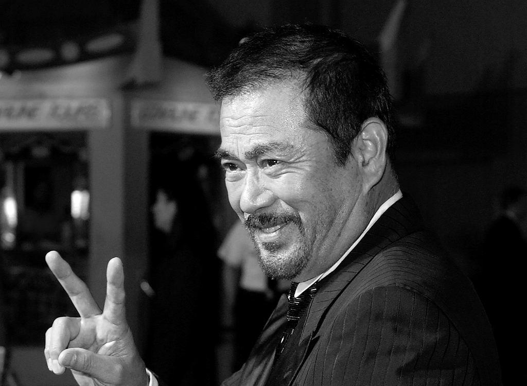 Japan Obit Sonny Chiba