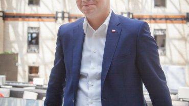 Prezydent Andrzej Duda w Arłamowie