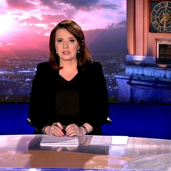 'Wiadomości' TVP z dnia 14 stycznia 2019