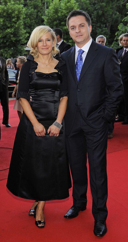 Bogdan Rymanowski, Monika Rymanowska żona