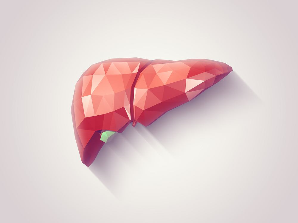 Chorobę Coriego może pomóc też rozpoznać badanie USG jamy brzusznej: obrys wątroby będzie znacznie powiększony.