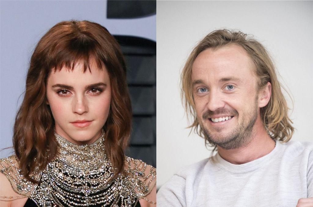 Emma Watson i Tom Felton byli parą!