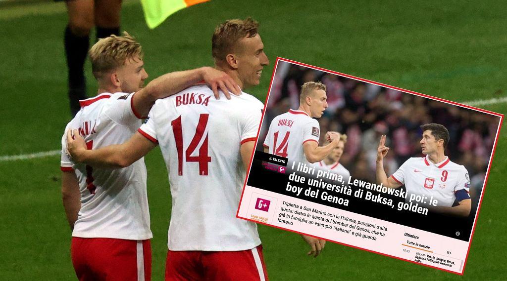 'La Gazzetta dello Sport' pomyliła braci Buksów