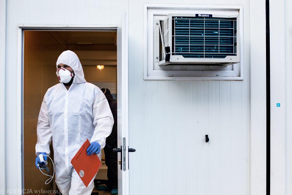 Koronawirus w Polsce. Spadła liczba zajętych łóżek i respiratorów (zdjęcie ilustracyjne)