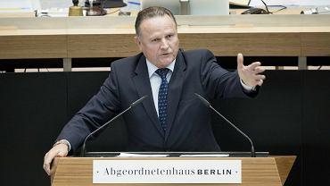 Georg Pazderski, berliński polityk Alternatywy dla Niemiec