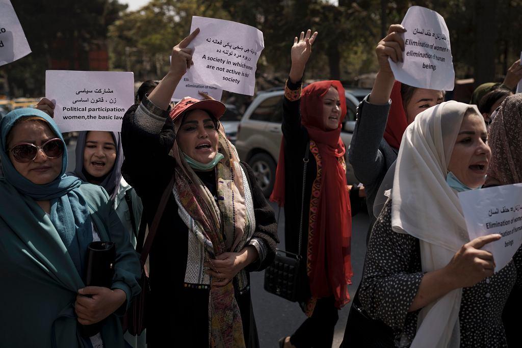 Afganistan. Kobiety walczą o swoje prawa