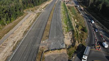 Budowa drogi szybkiego ruchu S3 z Polkowic do Lubina