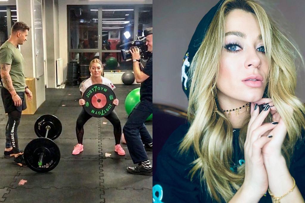Marcelina Zawadzka - trening
