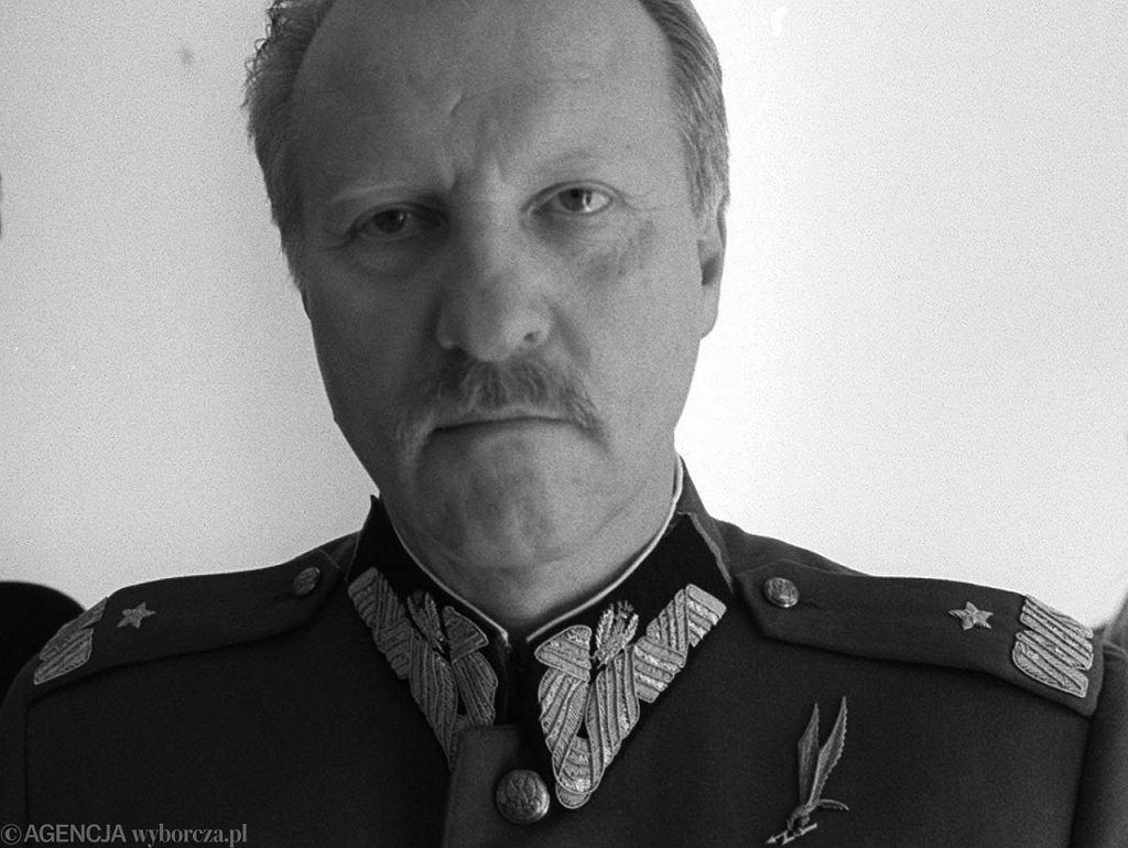 Gen. Sławomir Petelicki najprawdopodobniej popełnił samobójstwo