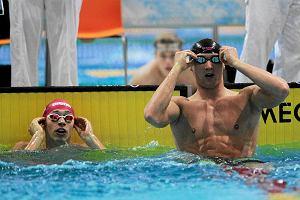 Rio 2016. Kacper Majchrzak nie wystartuje na 100 metrów kraulem