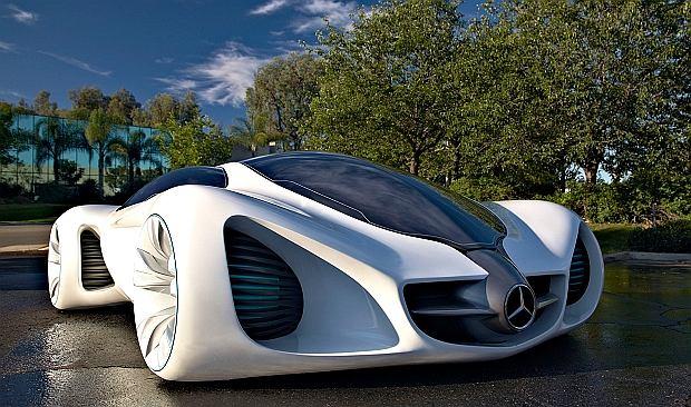 Auto może być skompostowane lub użyte jako materiał budowlany