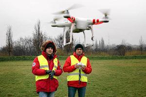 Szpiedzy na niebie, czyli do czego służą drony