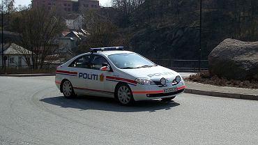 Norwegia. Polacy ukradli pojemnik z cyjankiem potasu