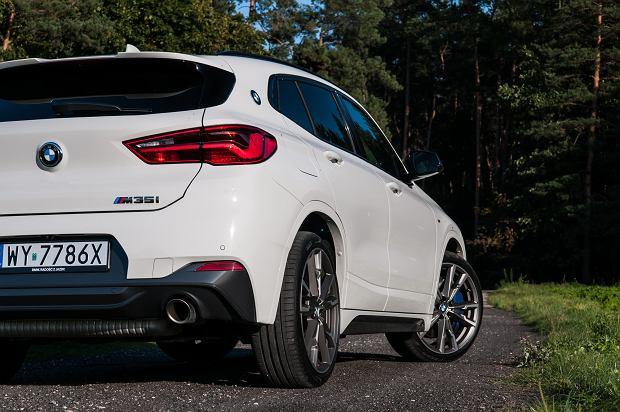 BMW X2 M35i 306 KM